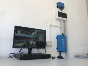 Instalación CCTV de Videovigilancia El Hierro, Canarias
