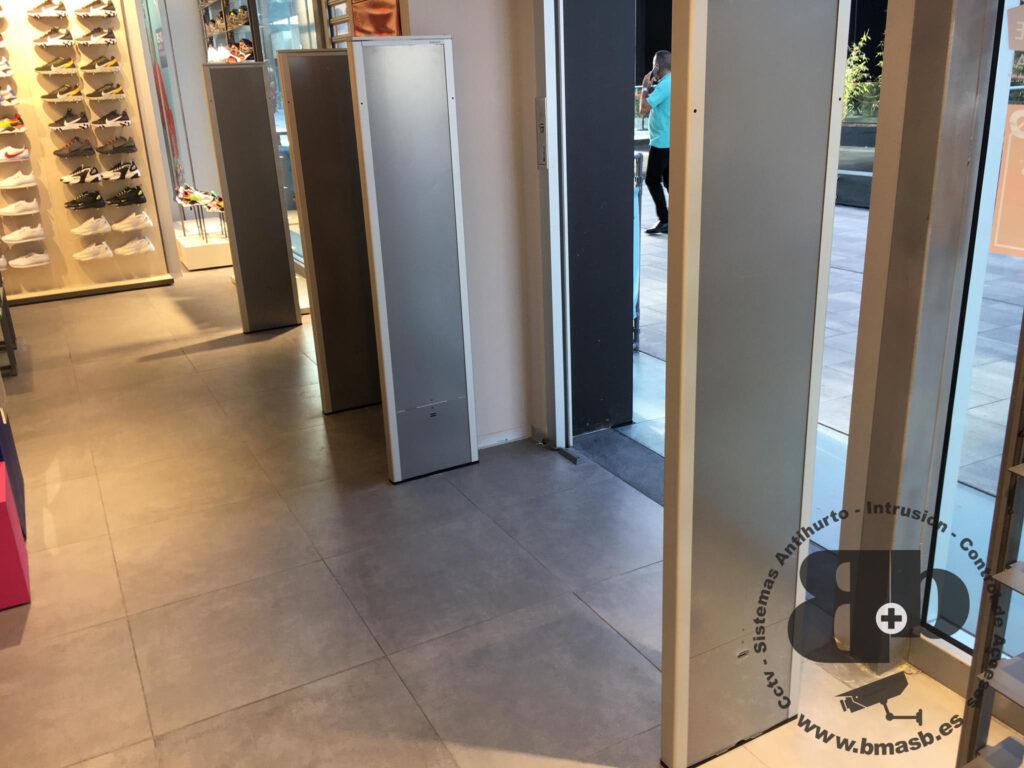 Instalacion de alarmas para tiendas Las Palmas