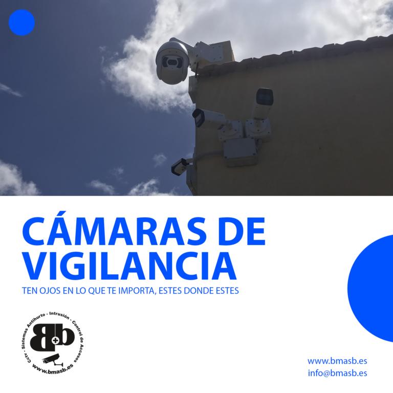 Cámaras De Vigilancia en Tenerife